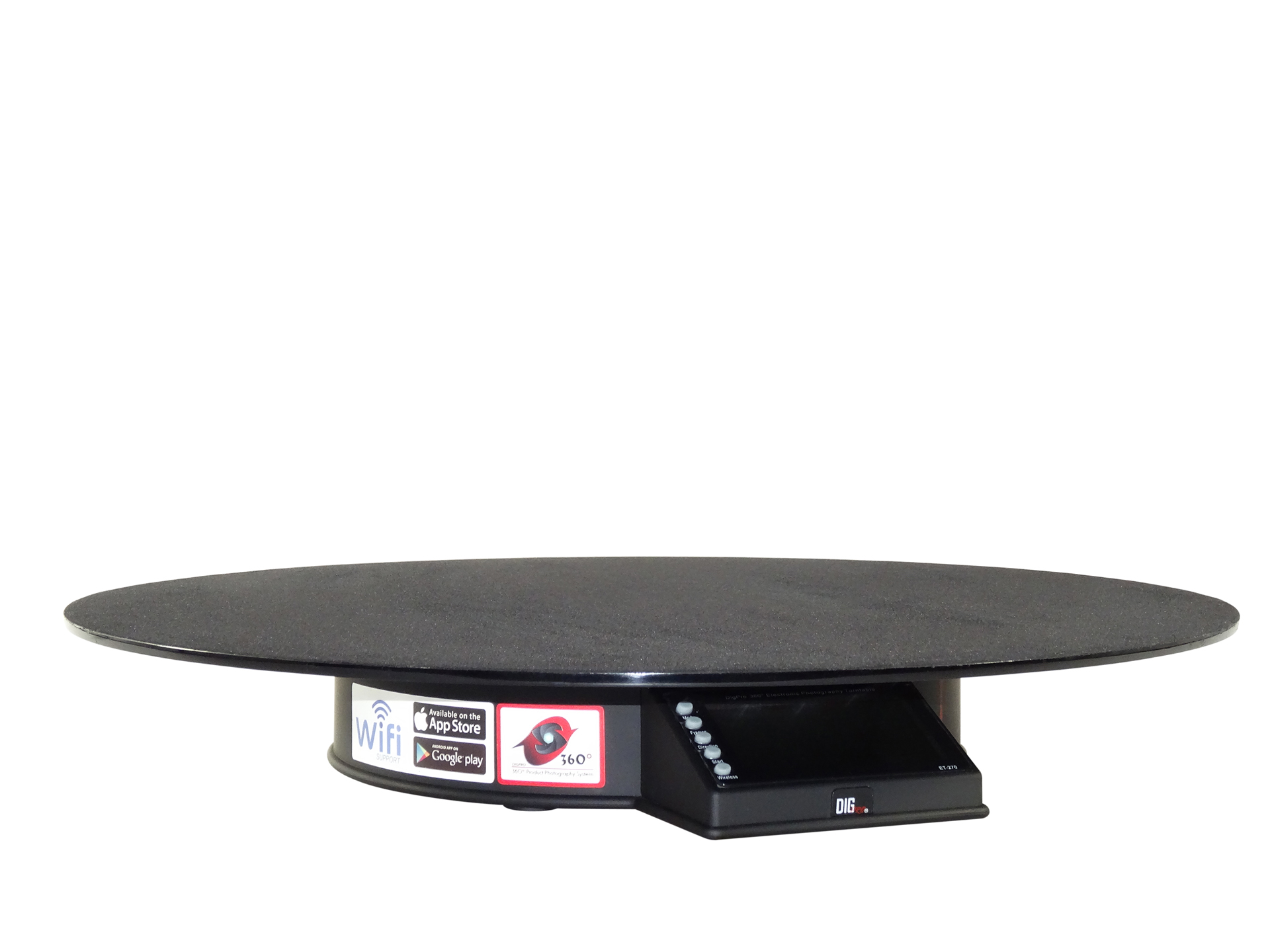 Flannel plate(Black) 45cm (For ET-270)