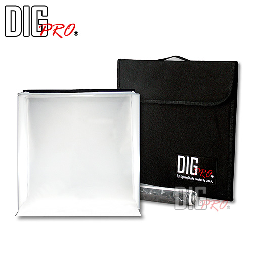 40cm Soft Lighting Studio (Square)